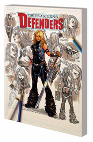 Fearless Defenders TPB Vol 02 Most Fab Fighting Team Of All -- NOV130720