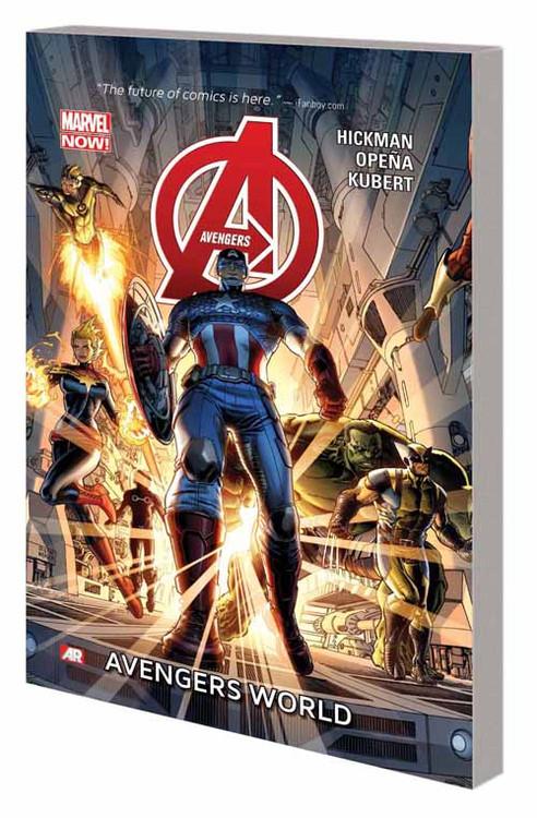 Avengers TPB Vol 01 Avengers World -- NOV130721