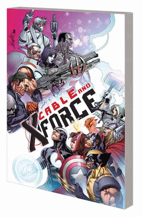 Cable And X-Force TPB Vol 03 This Wont End Well -- NOV130722