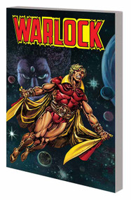 Warlock By Jim Starlin TPB Complete Collection -- NOV130732