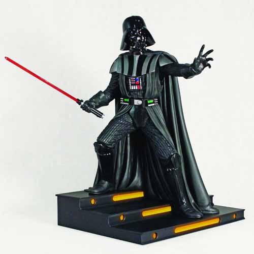 Star Wars V Empire Strikes Back ESB Darth Vader Statue -- MAY121902