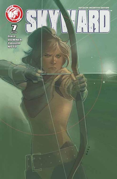 Skyward #7 Phil Noto Variant Cover -- NOV130738
