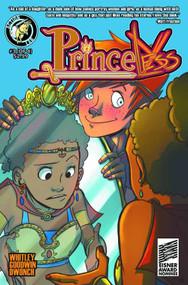 Princeless Encore Edition #3 (of 4) -- NOV130740