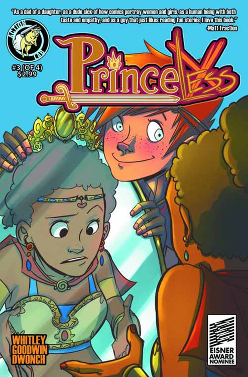 Princeless Encore Edition #3 (of 4) -- NOV130740