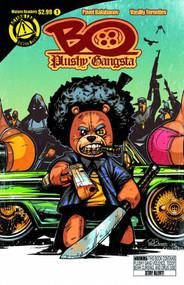 Bo Plushy Gangsta #1 (Mature Readers) -- NOV130741