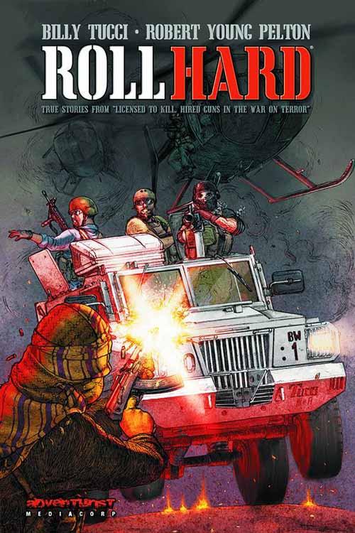 Roll Hard Graphic Novel GN (Mature Readers) -- NOV130743