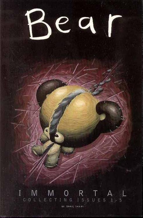 Bear TPB Vol 01 Immortal (Mature Readers) -- NOV130746