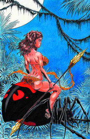 Cavewoman Deadly Venom One Shot -- NOV130751