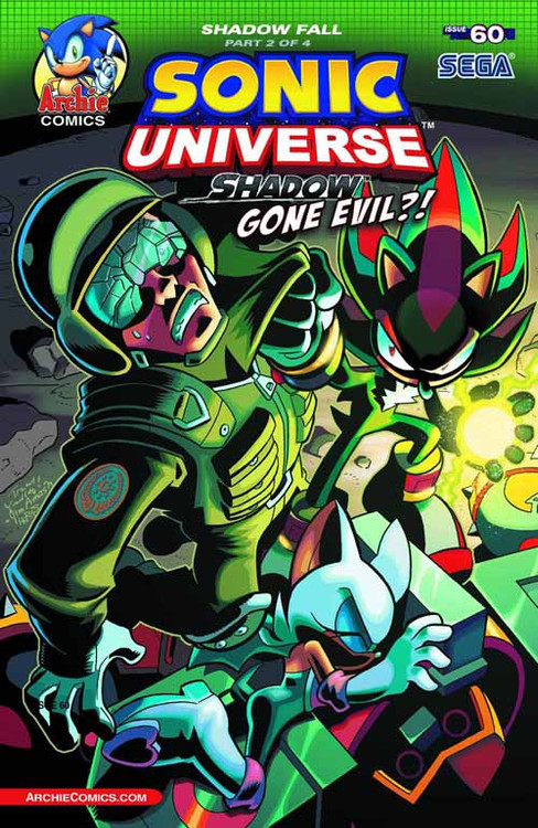 Sonic Universe #60 Regular Cover -- NOV130788