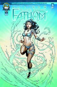 All New Fathom #7 (of 8) Direct Market Cover B -- NOV130803