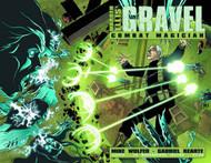 Gravel Combat Magician #0 Wrap Cover (Mature Readers) -- NOV130815