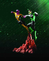 Green Lantern Vs Sinestro Mini Statue DC Direct -- NOV100300