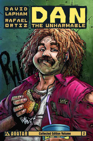 Dan The Unharmable TPB Vol 02 (Mature Readers) -- NOV130834