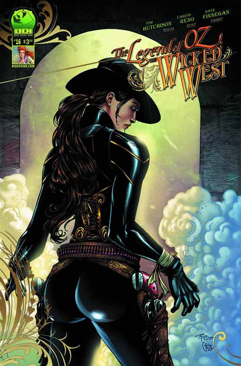 Legend Of Oz The Wicked West Ongoing #16 -- NOV130852