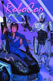 Robocop Last Stand #1 (of 8) NYCC Exclusive (Mature) -- NOV130882