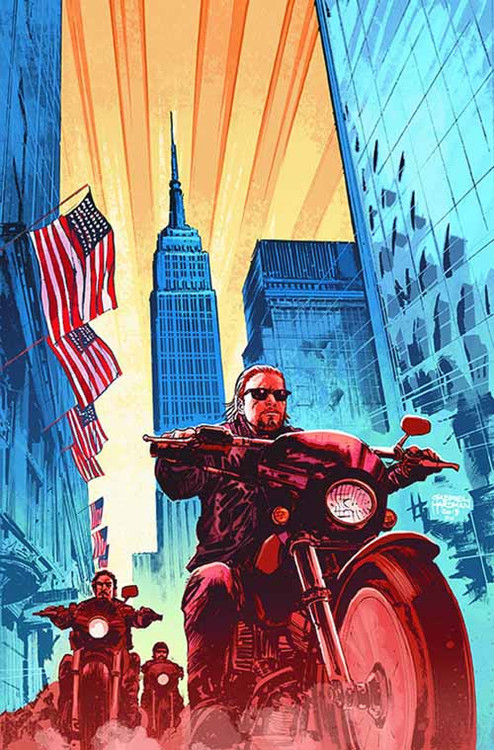 Sons Of Anarchy #1 (of 6) NYCC Exclusive (Mature Readers) -- NOV130883