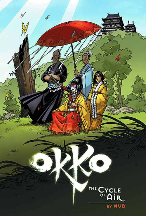 Okko HC Vol 03 Cycle Of Air (Curr Ptg) (Mature Readers) -- NOV130885
