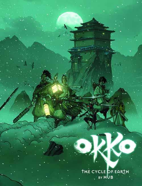 Okko HC Vol 02 Cycle Of Earth (Mature Readers) -- NOV130886