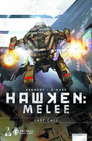 Hawken Melee #3 (of 5) -- NOV130887