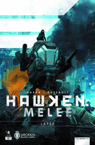 Hawken Melee #4 (of 5) -- NOV130888