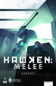 Hawken Melee #5 (of 5) -- NOV130889