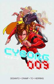 Cyborg 009 HC -- NOV130891