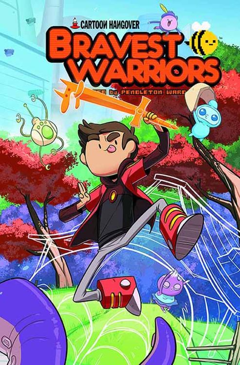 Bravest Warriors #16 Main Cvrs -- NOV130897