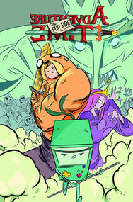 Adventure Time Flip Side #1 (of 6) -- NOV130903