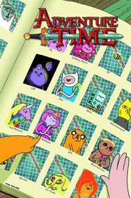 Adventure Time #24 Main Cvrs -- NOV130913