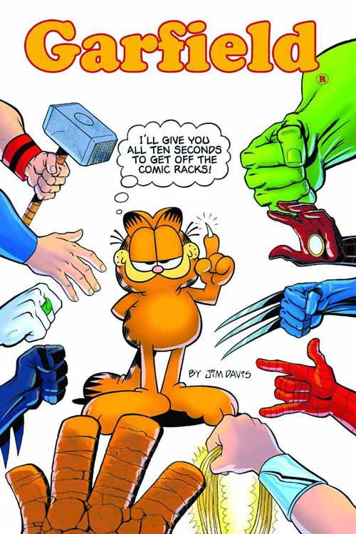 Garfield TPB Vol 02 -- NOV130919