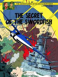 Blake & Mortimer GN Vol 17 Secret of the Swordfish Part 3 -- NOV130928