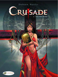 Crusade Graphic Novel GN Vol 04 Fire Breaks -- NOV130929