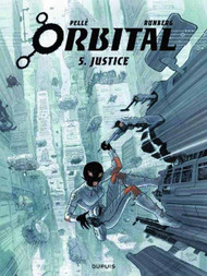 Orbital Graphic Novel GN Vol 05 Justice -- NOV130934