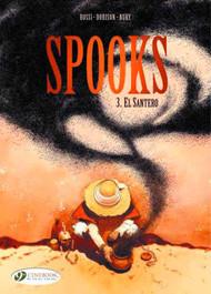Spooks Graphic Novel GN Vol 03 El Santero -- NOV130935