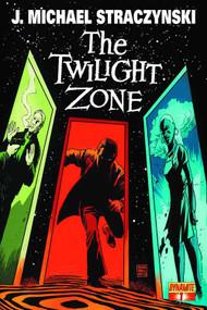 Twilight Zone #1 -- J Michael Straczynski -- NOV130938