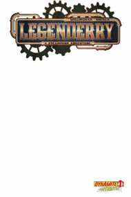 Legenderry A Steampunk Adv #1 (of 7) Blank Authentix Cover -- NOV130950