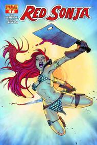 Red Sonja #7 Reeder Cover -- NOV130953