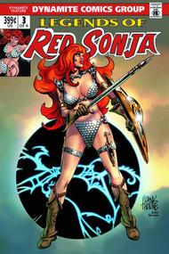 Legends Of Red Sonja #3 (of 5) Thorne Subscription Variant -- NOV130958
