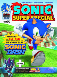 Sonic Super Special Magazine #10 -- NOV130787