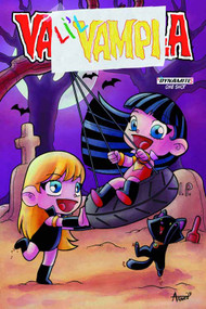 Lil Vampi #1 exclusive Subscription Cover -- NOV130962