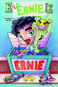 Lil Ernie #1 Exclusive Subscription Cover -- NOV130966