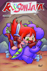Lil Sonja #1 Exclusive Subscription Cover -- NOV130968
