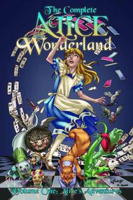 Complete Alice In Wonderland HC -- NOV130969