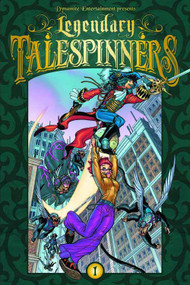 Legendary Talespinners Graphic Novel GN -- NOV130970