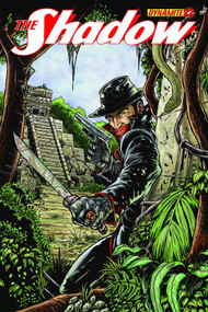 Shadow #22 Bolson Cover -- NOV130976