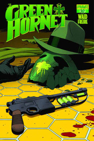 Mark Waid Green Hornet #10 -- NOV130981