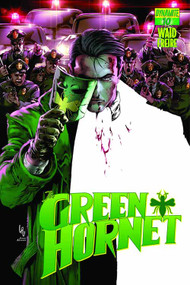 Mark Waid Green Hornet #10 Lau Subcription Variant -- NOV130982
