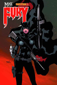 Miss Fury #10 Cover A Tan -- NOV130983