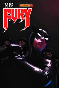 Miss Fury #10 Cover C Worley -- NOV130985