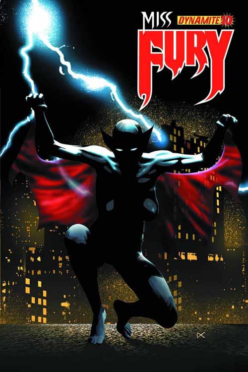 Miss Fury #10 Cover D Calero -- NOV130986